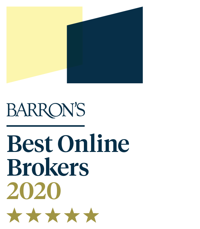 Interactive Brokers was Rated #1 - Best Online Broker - 2020 by Barron's